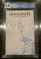 Horizon Zero Dawn #1 Artgerm Cover F 9.8 CGC Fast Shipping! Titan Stan Lau