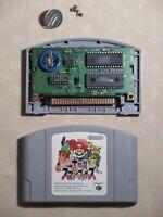 Smash Bros Super Mario Nintendo 64 N64 tested Authentic cartridge game Japan