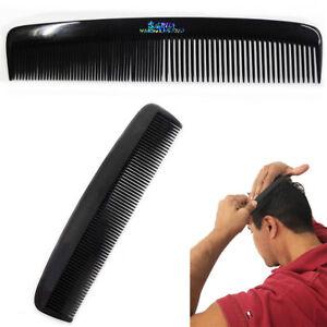 Hair Pocket Comb Mens Gents Beard Moustache Travel Salon Mini Grooming Fine Size