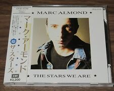 MARC ALMOND Japan PROMO issue CD The Stars We Are OBI Soft Cell MORE LISTED
