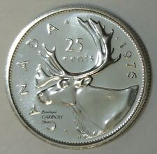 1976 Canada Proof-Like 25 Cents
