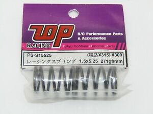 Top Racing Touring Car Spring (1pr) 1.5 x 5.25 / 271gf/mm - PS-S15525