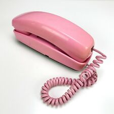 Wall Phone Salmon Pink Telephone High Energy By Conair Company Slim