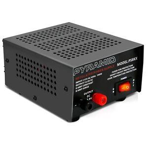 Pyramid 6 Amp Power Supply PS8KX