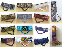 Large Collection Of Mandala Yoga Gym Bag Yoga Mat Bag Shoulder Strap Carrier Bag