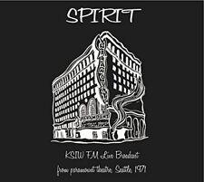 Spirit - Seattle'71 - KSIW-FM Broadcast (NEW CD)