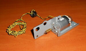 Mitsumi  QK1-8060   DC Motor Circuit Board Assembly W/Cable Super Fast Shipping
