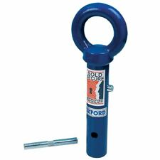Oxford Motorbike Ground Anchor Terra Force Motorcycle Security Sold Secure