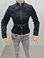 Giubbino PINKO Donna Taglia Size 40 Jacket Woman Veste Femme Viscosa P 7303