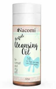 OCM Vegan Cleansing oil for normal and dry skin NACOMI 150ml.