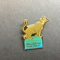 Walt Disney Home Video - The Jungle Book - Bagheera the panther Disney Pin 3495