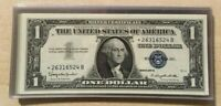 1957 B $1.00 Federal Reserve Star Note Uncirculated