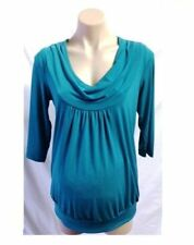 Polyester 3/4 Sleeve Maternity Tops & Blouses