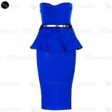 Vestiti da donna Clubwear senza maniche taglia 44