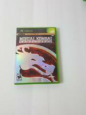 Mortal Kombat Armageddon Xbox   Complete CIB