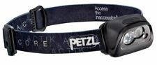 Petzl ACTIK CORE Rechargeable 2017 Headlamp Head torch Outdoors Running (Black)
