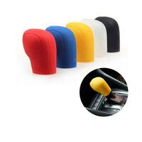 Silicona cubierta De Perilla Palanca de Cambios Reemplazo Interior Coche Grips