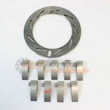 6.0L Powerstroke 6.6L Duramax GT37VA Turbo Unison Nozzle Ring Vanes 13.2mm Set