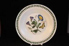 "Portmeirion Botanic Garden Susan Williams-Ellis convolvulus rimmed 8"" bowl"