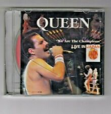 QUEEN - LIVE IN CONCERT  JAPAN - RARE   - VIDEO CD  Video CD VCD
