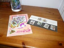 More details for 2 sets of stamps  (all new in packs) for collectors uk mint & mixed pack