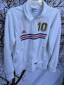 ADIDAS SOUTH AFRICA FIFA WORLD CUP 2010 OFFICIAL PRODUCT FUTBOL SOCCER JACKET