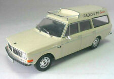 "wonderful ATLAS-modelcar VOLVO 145 EXPRESS 1969 ""Radio + TV-Service"" - 1/43"