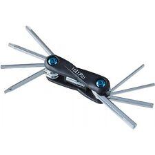 MINI Pro 10 Funzioni Multi Tool-Bike Allen Hex Set Chiavi Torx