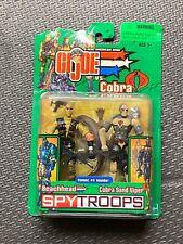 Gi Joe Vs Cobra Spy Troops Beach Head Cobra Sand Viper