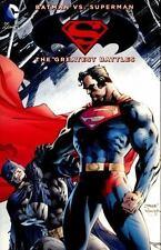 Batman vs. Superman : The Greatest Battles (2015, Paperback)