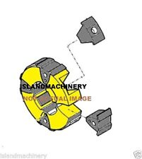 JCB EXCAVATOR PUMP COUPLING   JS115 JS130 JS140 JS160 JS180