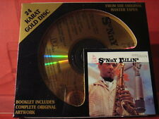 "DCC GZS-1092 SONNY ROLLINS ""THE SOUND OF SONNY"" (24 KT GOLD COMPACT DISC/SEALED)"