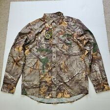 Under Armour Men's Medium Chesapeake Camo Realtree Shirt (NWT)