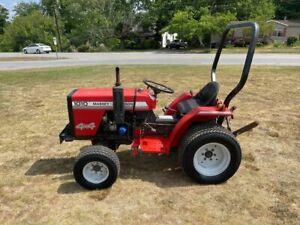 Massey Ferguson 1010 4X4 Tractor with Only 714 Hours