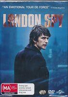London Spy 2-disc set DVD NEW Ed Holcroft Ben Wishaw