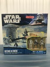 Star Wars Battle Pack Defense Of Hoth New Sealed
