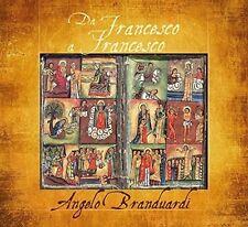 Angelo Branduardi - Da Francesco A Francesco: Il Cantico Di Frate [New CD] Italy