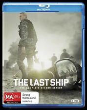 The Last Ship : Season 2 (Blu-ray, 2016, 3-Disc Set)