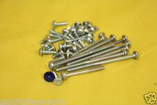 Playstation PS3 CECHG01 Inner & Outer Screws Set + Torx  &  Blue HD Screw