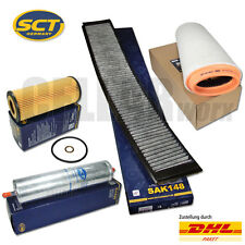 Filterkit Inspektionskit Filtersatz Filterset Filter BMW 3er E46 320d 150 PS