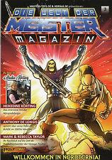 Die Welt der Meister - Magazin - Ausgabe 3 - Deutsches MOTU Fanmagazin