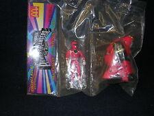 Red Power Ranger w/ Ape Ninjazord - MCD Toy 2/2**