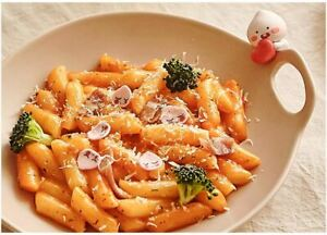 Kakao Friends Apeach Cheese Tteokbokki  4ea Set + Including Character Flakes