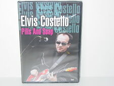 "*****DVD-ELVIS COSTELLO""PILLS AND SOAP""-VEO Star NEUWARE / OVP*****"