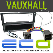 FP-19-00 Vauxhall Corsa 2000-2005 Car Stereo Fascia Fitting Kit Black Autoleads