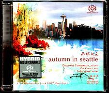 █| TSUYOSHI YAMAMOTO - AUTUMN IN SEATTLE SACD - 24BIT SUPER HDCD 1.VERSION! NEU!