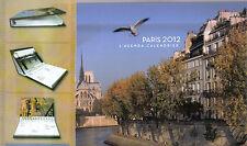l'agenda - calendrier : PARIS  2012 - soldé