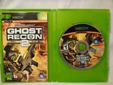 Tom Clancy's Ghost Recon 2 - XBOX - Disc & manual only!