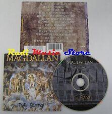 CD MAGDALLAN BIG BANG 1992 INTENSE RECORDS FLD9098 (CS12) no lp mc dvd vhs
