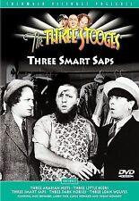 The Three Stooges - Three Smart Saps (DVD, 2002)